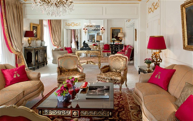 world 39 s most expensive hotel suites