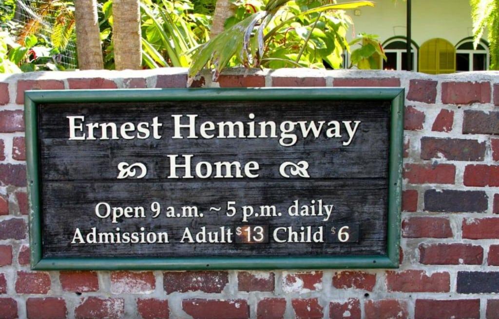 Ernest Hemingway Decorating Style Ernest Hemingway House