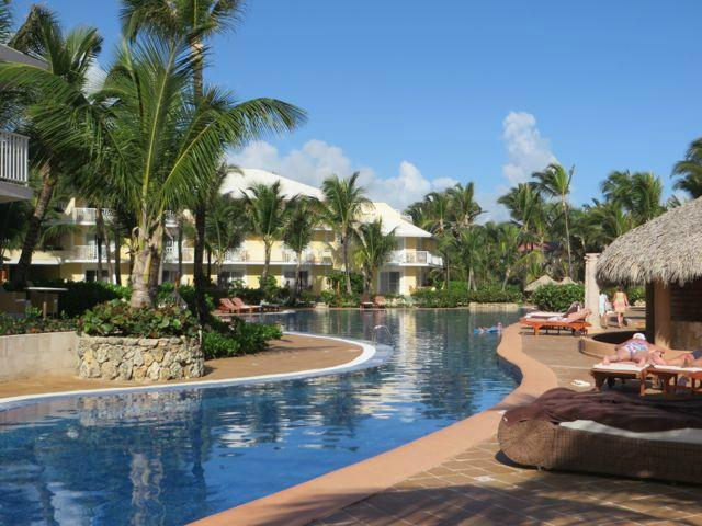 Excellence Punta Cana Pool Area