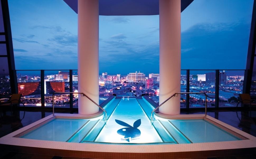 Hugh Hefner Sky Villa, Palms Resort
