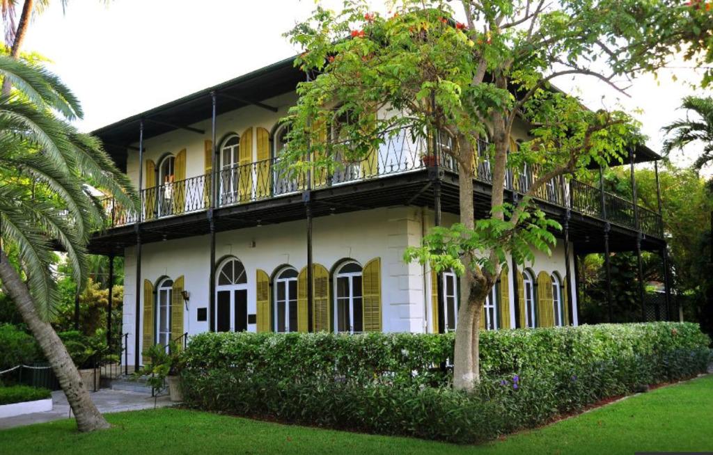 Ernest Hemingway's House (photo credit Hemingway's Museum)