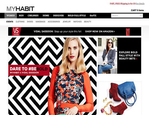 Designer Brands for less - Myhabit