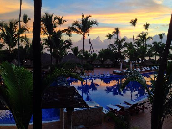 Sunset at Excellence Punta Cana