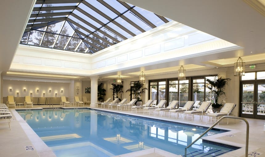 Four Seasons Hotel Westlake Village - Indoor Pool Area