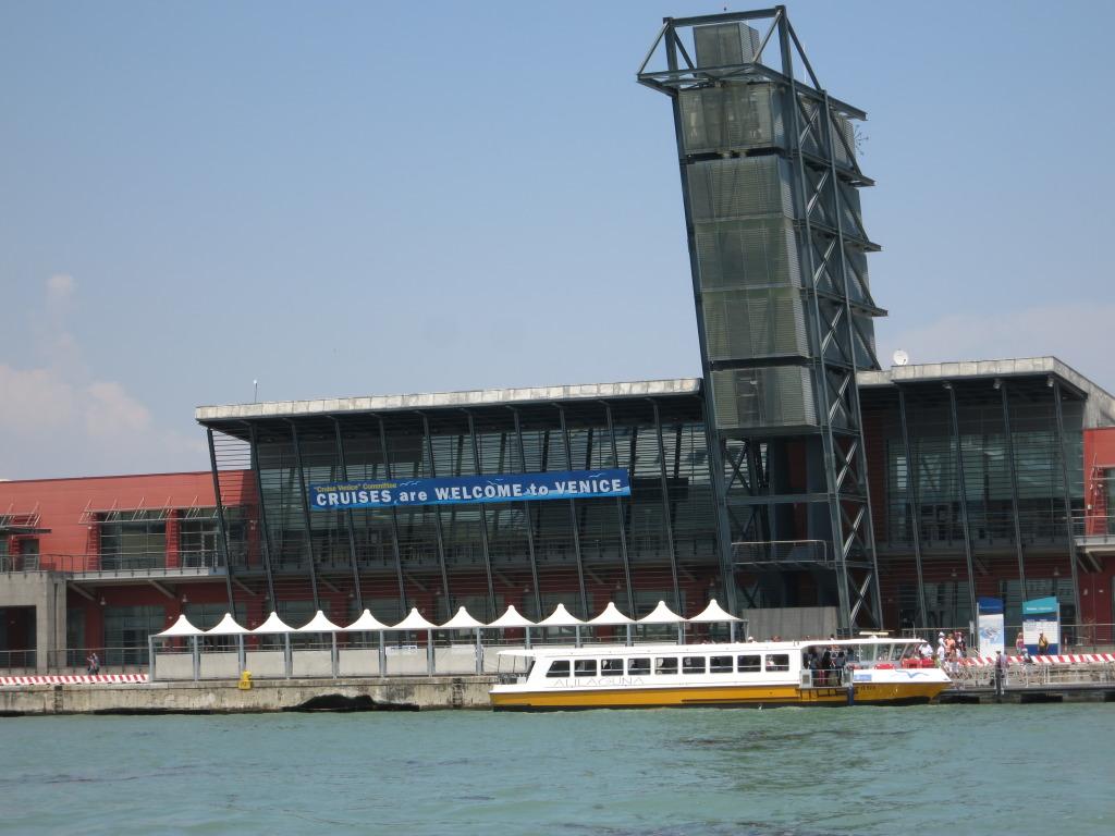 Venice Cruise Terminal, Italy