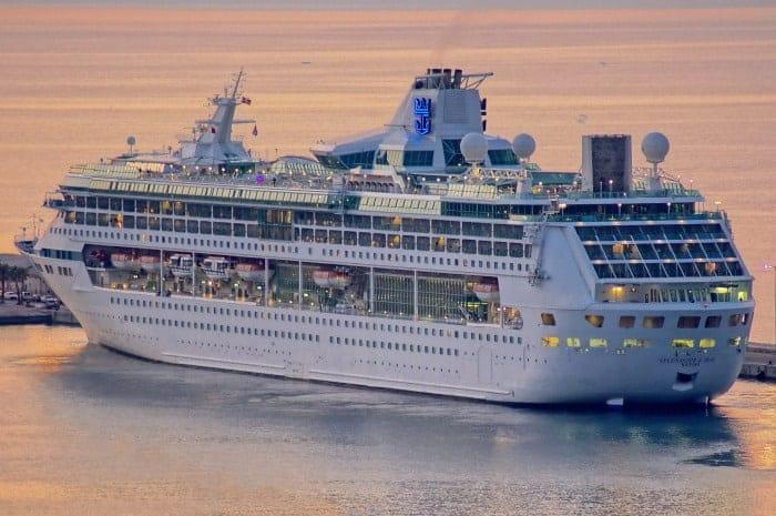 Splendour of the Seas – Mediterranean Cruise