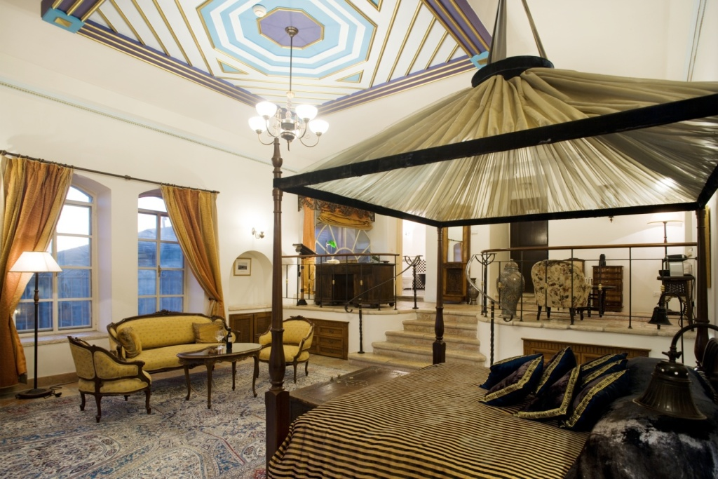 The American Colony Hotel - Pasha Room