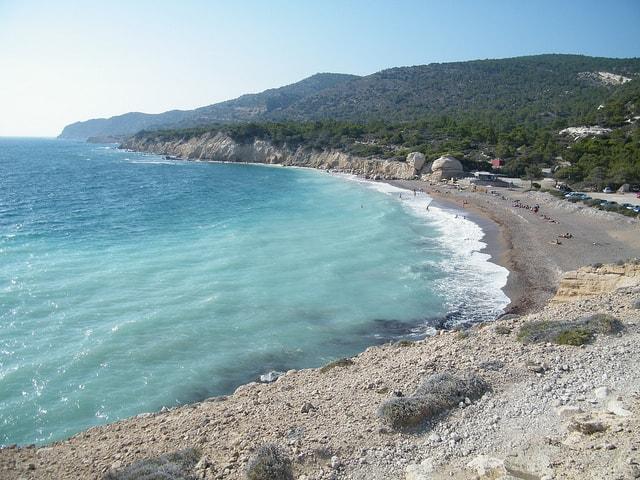 Monoliths Beach (photo credit flickr:  Nicola)