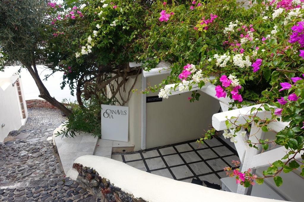 Canaves Oia Steps, Santorini, Greece