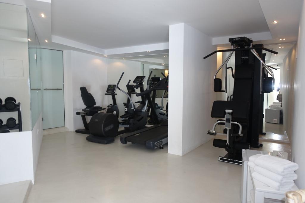 Canaves Oia Fitness Center, Santorini Greece