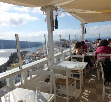 Pelekanos Restaurant Oia