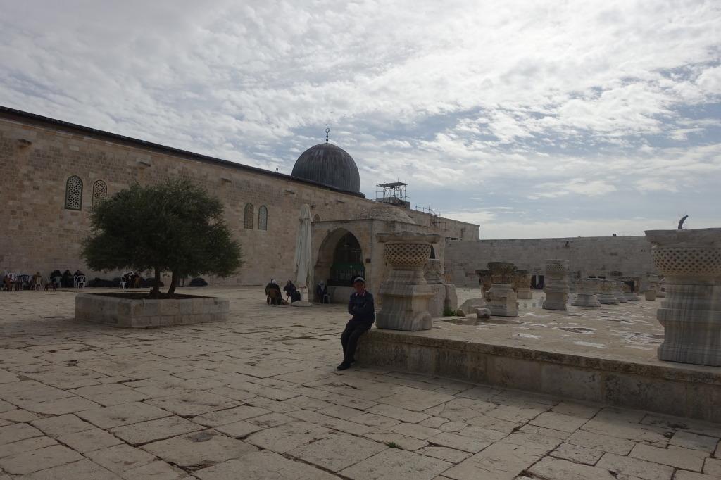 Temple Mount grounds,  Jerusalem, Israel