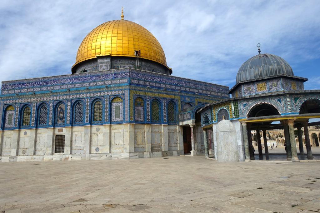 Dome of the Rock, Temple Mount, Jerusalem