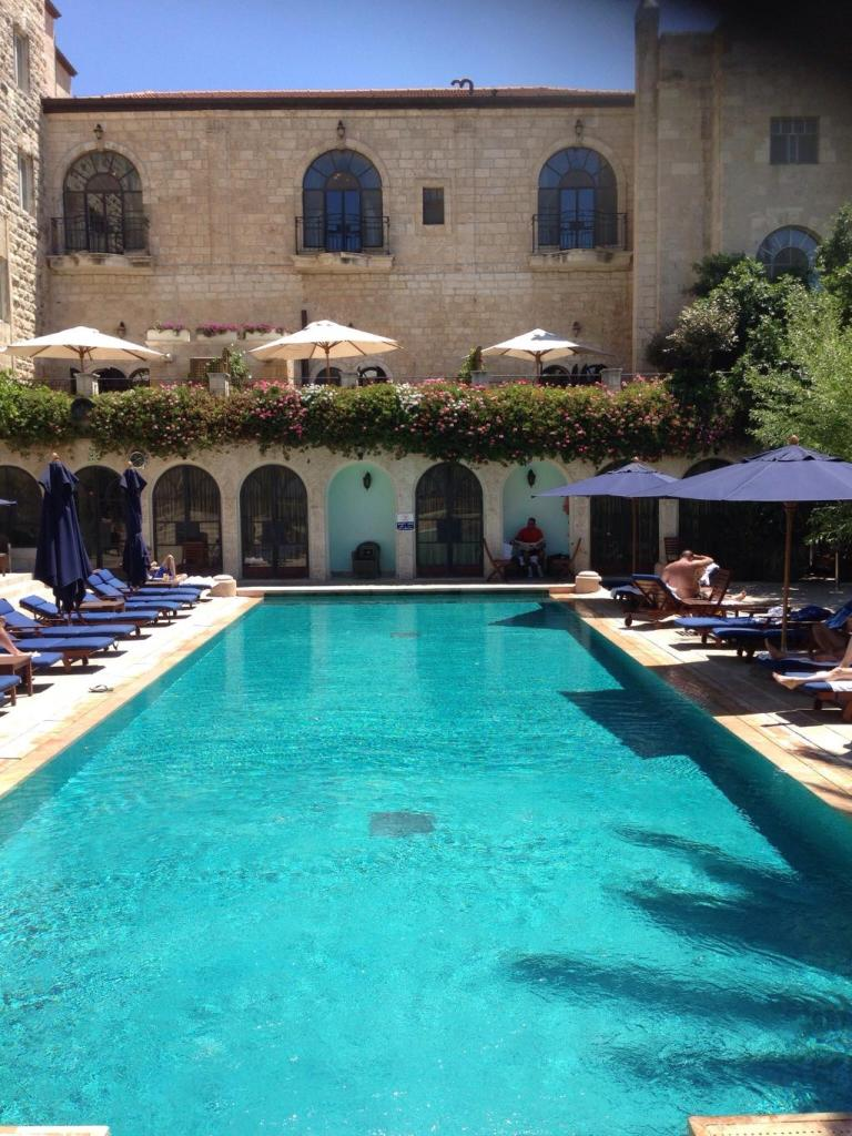 American Colony Hotel Jerusalem