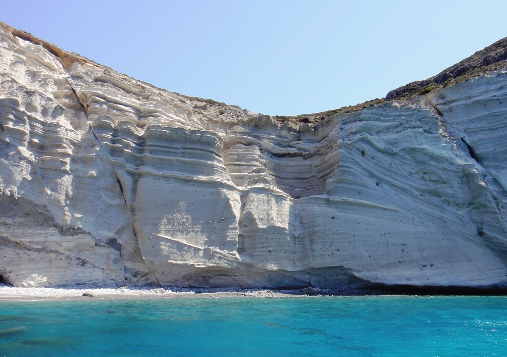 Santorini Beaches - White Beach