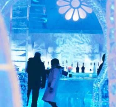 World's 10 Coolest Ice Hotels