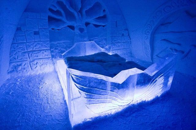 Kemin LumiLinna - The Snow Castle of Kemi Kemi, Finland
