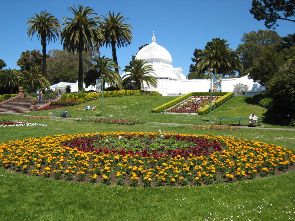 Golden Gate Park, San Francisco