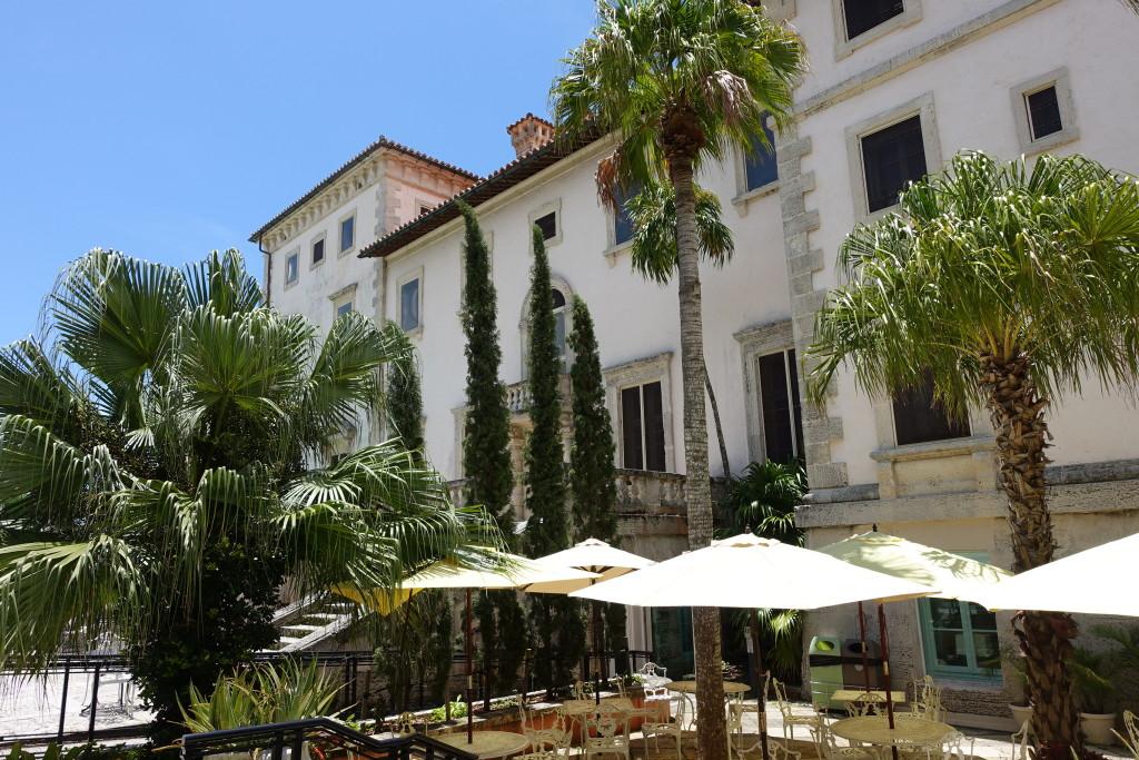 Vizcaya Museum and Garden, Miami
