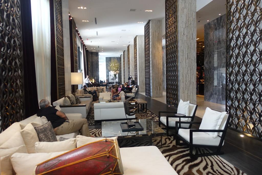W Hotel South Beach - Lobby