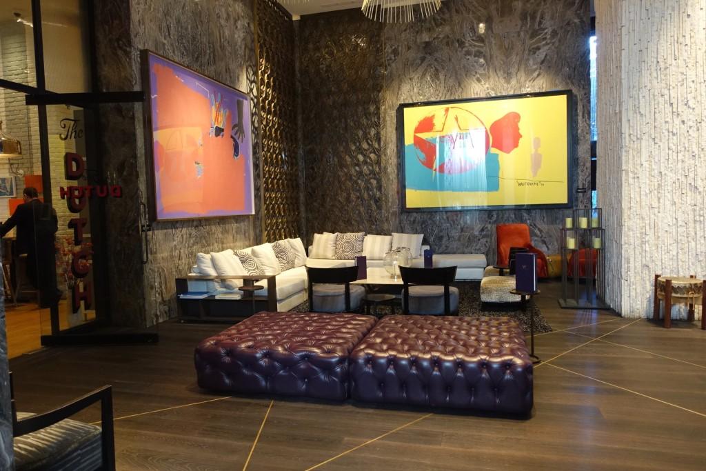 The Living Room, W Hotel South Beach