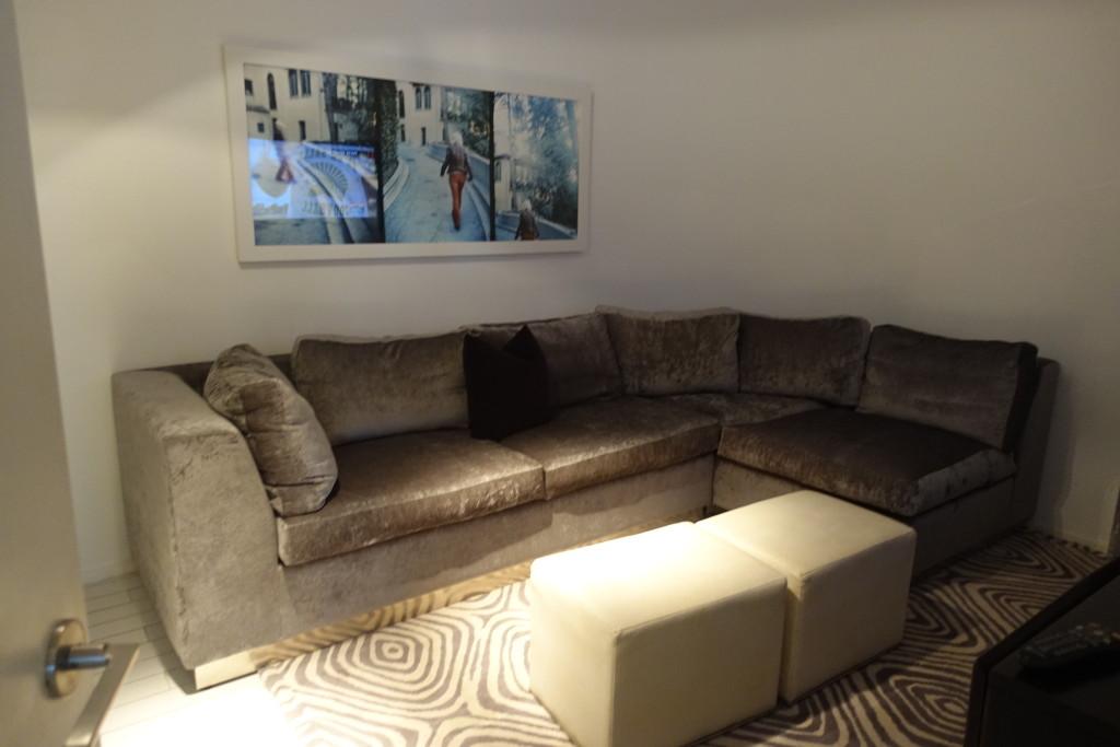 Media Room - Sensational Suite - W Hotel South Beach