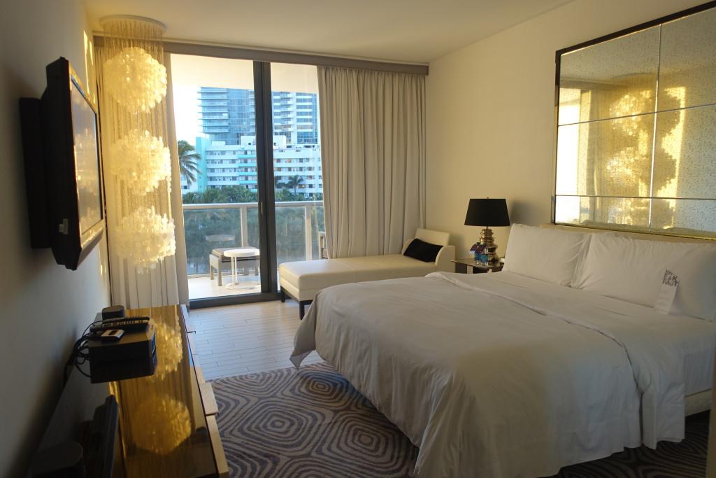 Master Bedroom - Sensational Suite - W Hotel South Beach