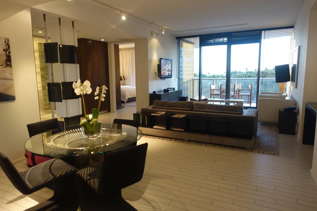 Sensational Suite - W Hotel South Beach