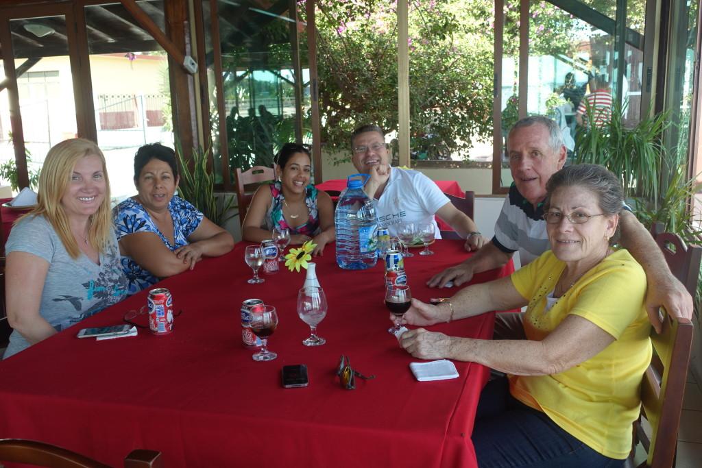 Restaurante Covadonga, Cienfuegos, Cuba