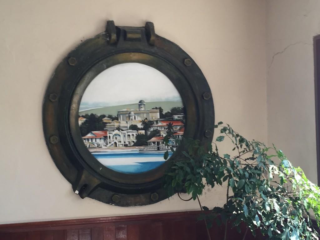 Restaurante Covadonga Mural, Cienfuegos, Cuba