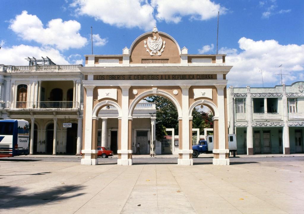 Arc de Triomphe, Cienfuegos, Cuba