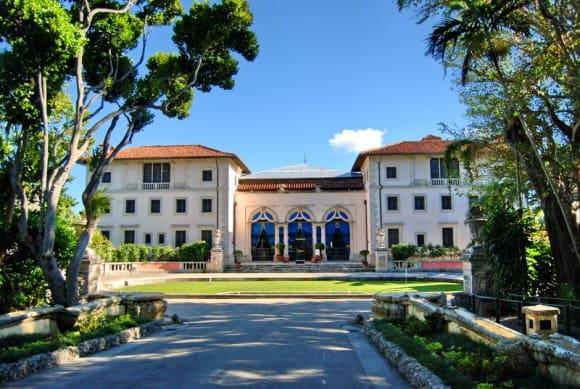 Vizcaya Museum and Gardens, Miami
