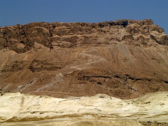 Snake Path, Masada