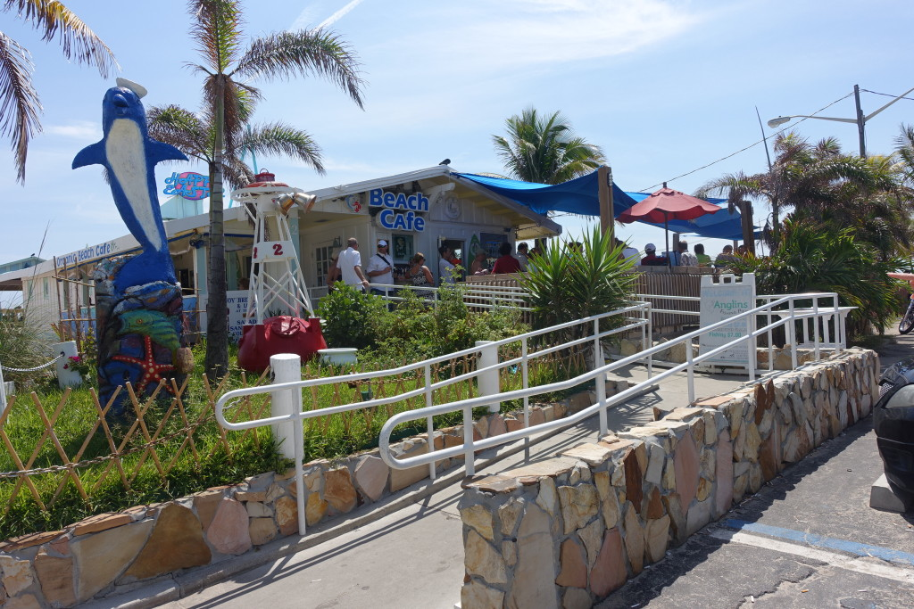 Beach Cafe, Lauderdale By the Sea