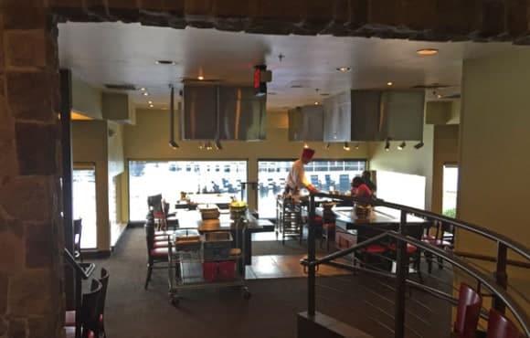 nihana Restaurant Dining Room, Lauderdale by the Sea