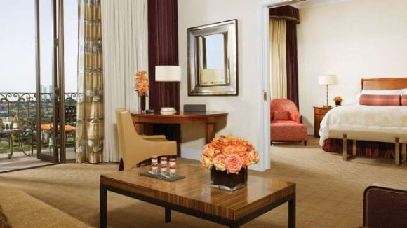 Beverly Wilshire - One Bedroom Deluxe Beverly Suite