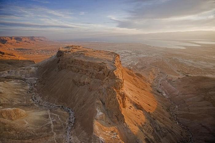 Masada: Ancient Fortress