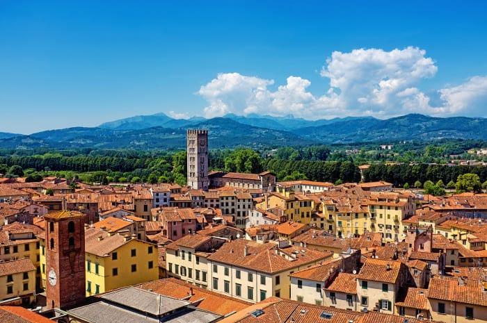 Lucca Italy – Tuscany
