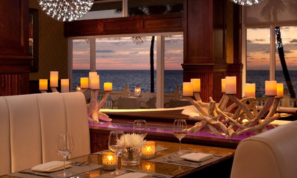 Ocean2000 Restaurant Pelican Grand Hotel, Fort Lauderdale