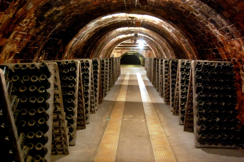 Codorniu Cava Wine Cellars