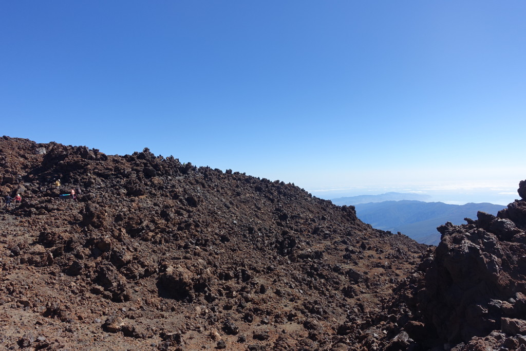 Teide Summit, Teide National Park, Tenerife