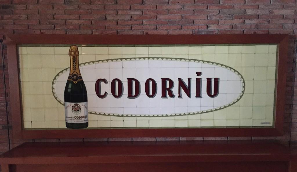 Codorniu Cava Winery