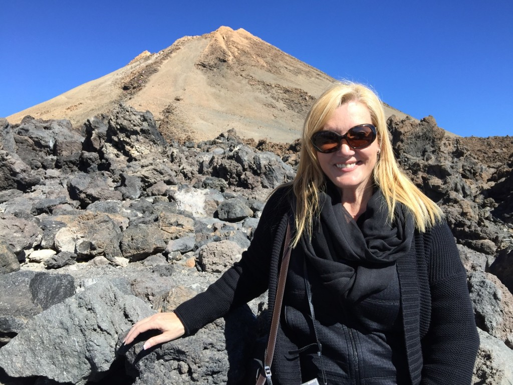 Teide Summit , Teide National Park, Tenerife
