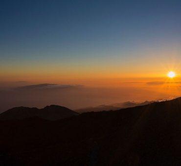 Teide Sunset and Stargazing in Tenerife