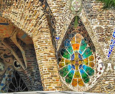 Miniature Sagrada Familia by Gaudi – Colonia Guell