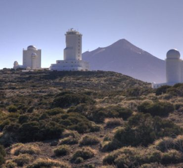 Teide Observatory -  To Infinity and Beyond!