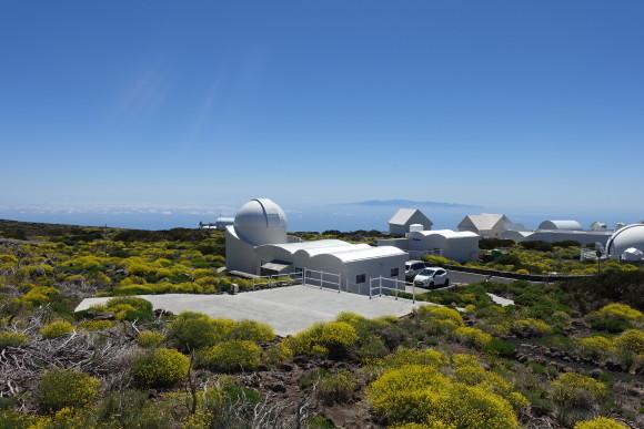 Teide Observatory, Teide National Park, Tenerife