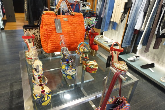 Las Rozas Village Inspazio Outlet Store with Dolce & Gabbana Collection - Madrid