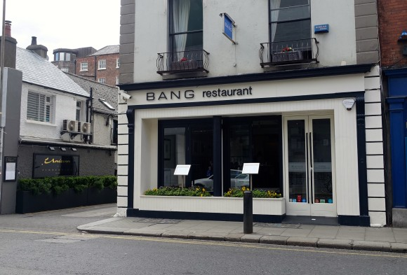 Bang Restaurant, Dublin