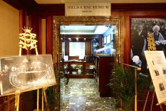 The Shelbourne Dublin Museum Entrance